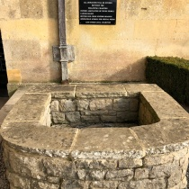 Blenheim Palace Wishing Well