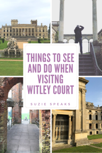 Things to See and Do When Visiting Witley Court #travel #traveluk #EnglishHeritage #traveldestinations