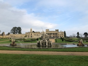 Witley Court and the Perseus and Andromeda Fountain