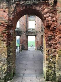 Witley Court Archways