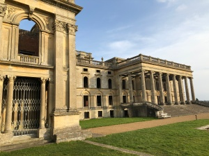Witley Court and Steps