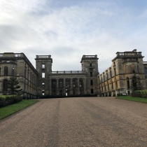 Witley Court Entrance