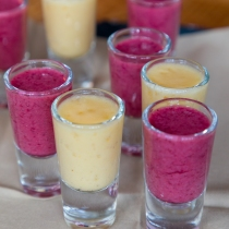 Smoothie Shots - Photo by Duncan Walker
