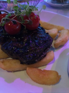 Rib Eye Steak Marco Pierre White