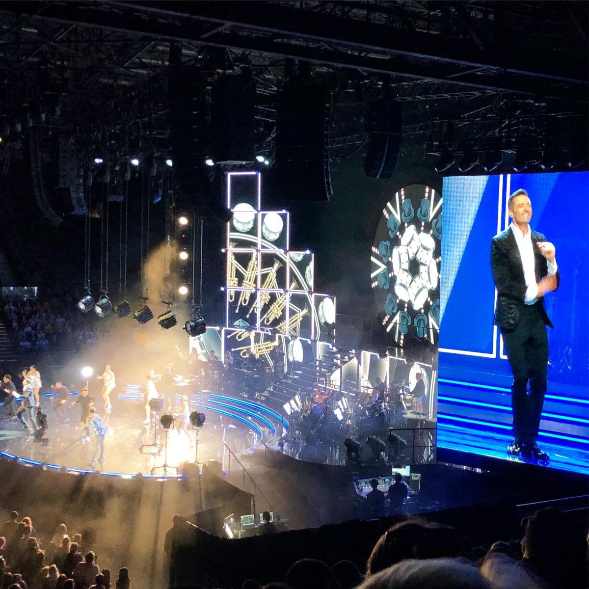 Hugh Jackman World Tour 2019