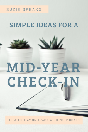 Simple Ideas for a Mid-Year Blogging Check-In