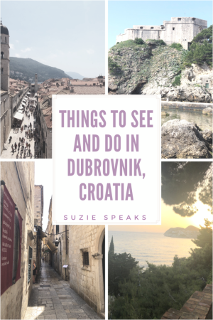 Things to See and Do in Dubrovnik 3