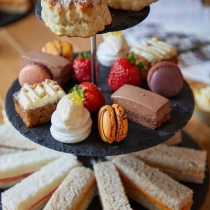 Duncan Walker Food Photography Afternoon Tea