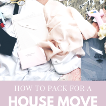 How to Pack for a House Move Without Getting Stressed