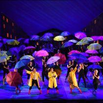 Singing in the Rain Chorus