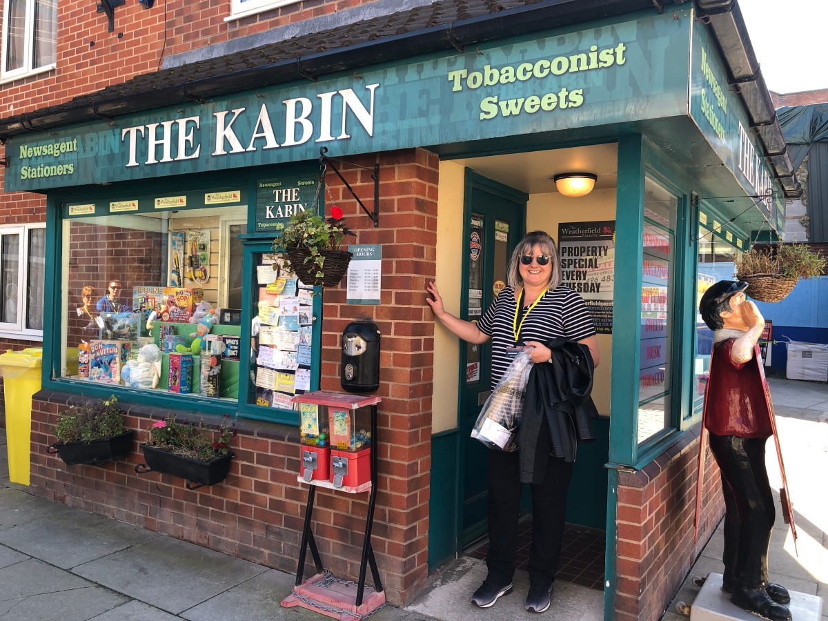 The Kabin Coronation Street Tour