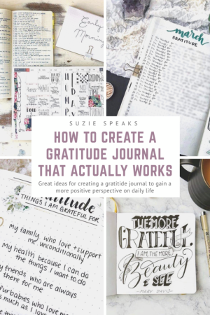 How to Create a Gratitude Journal that Actually Works