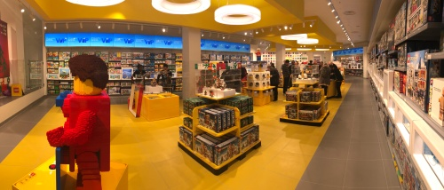 The LEGO Store Bullring and Grand Central (7)