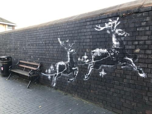 Banksy in Birmingham 2
