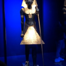 Tutankhamun Exhibition at the Saatchi Gallery (5)