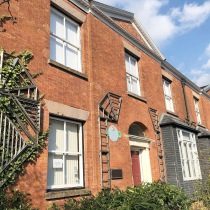 Emmeline Pankhurst's house