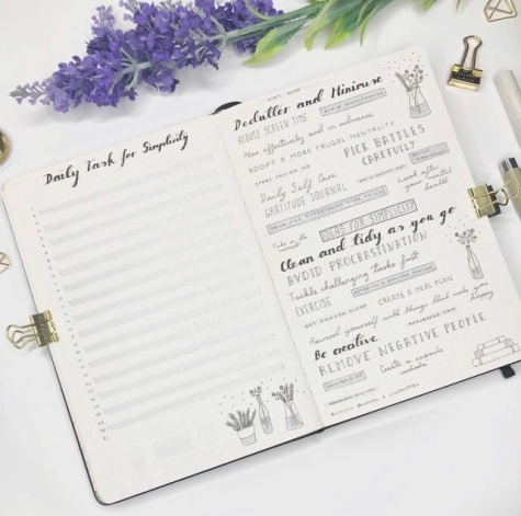 Great Bullet Journal Spread Ideas for May Daily Tasks and Simplicity Ideas Suzie Speaks