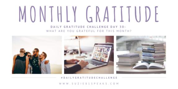 Daily Gratitude Challenge Monthly Gratitude(1)