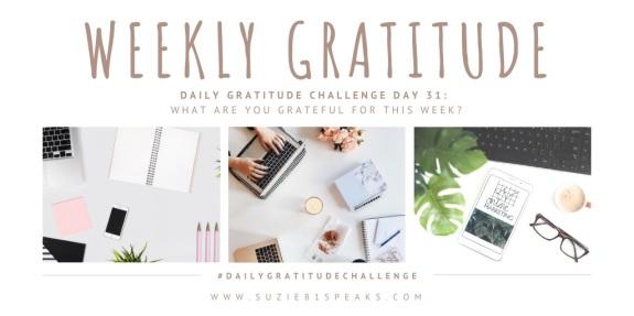 Daily Gratitude Challenge Weekly Gratitude(1)