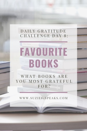 What books are you most grateful for