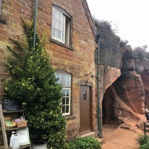 Holy Austin Rock Houses at Kinver National Trust 1