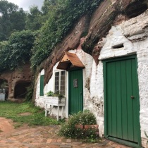 Holy Austin Rock Houses at Kinver National Trust 2
