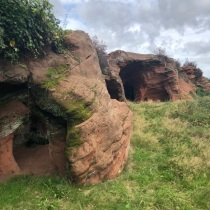 Holy Austin Rock Houses at Kinver National Trust 4