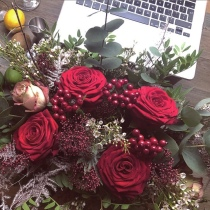 Moonpig Flower Arrangement