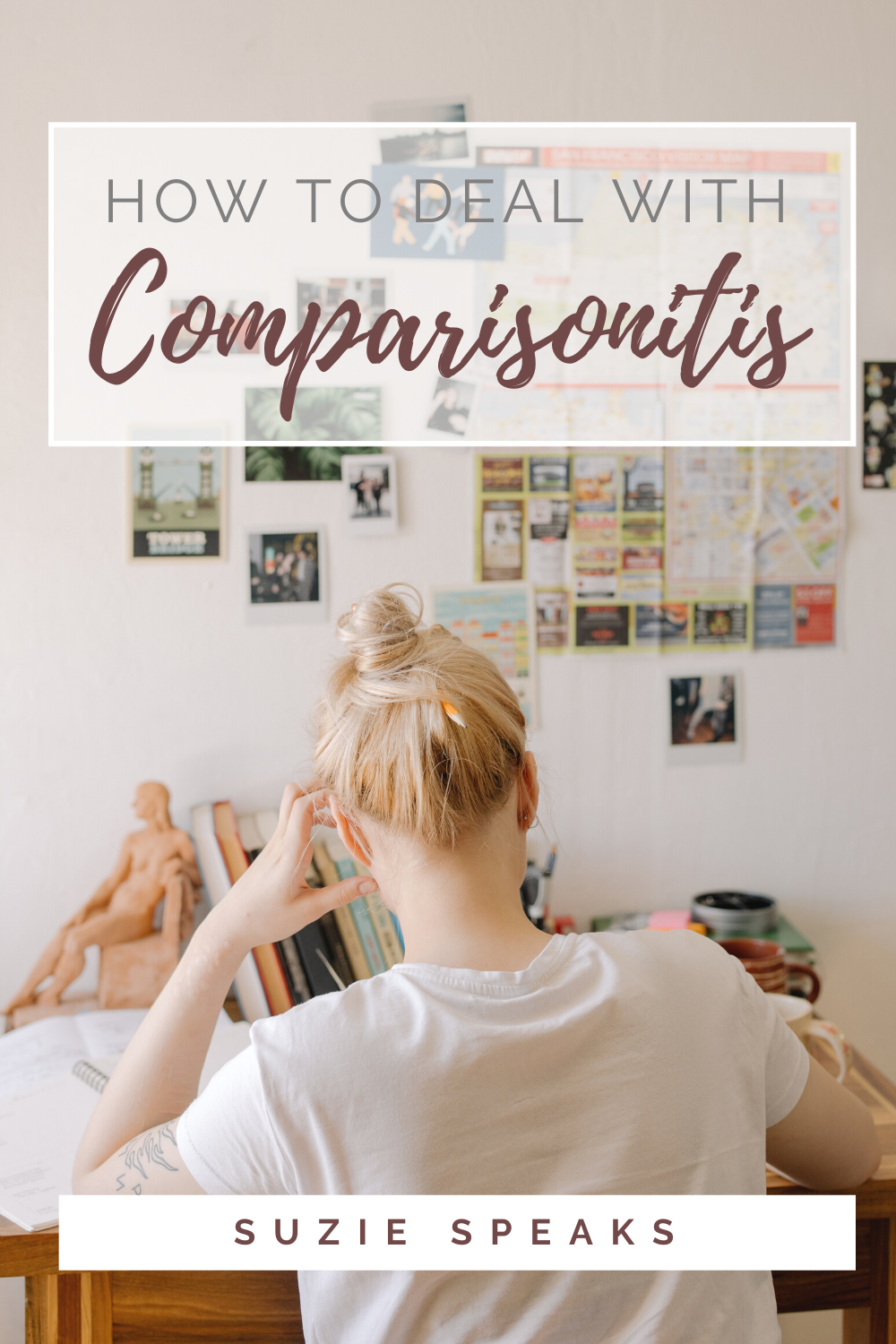 How to Deal with Comparisonitis