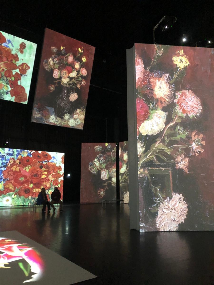 Van Gogh Alive at the Birmingham Hippodrome 3
