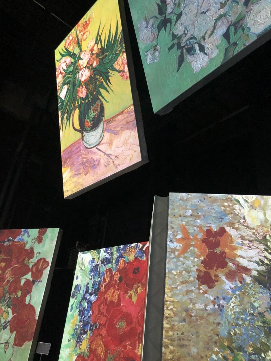 Van Gogh Alive at the Birmingham Hippodrome 4
