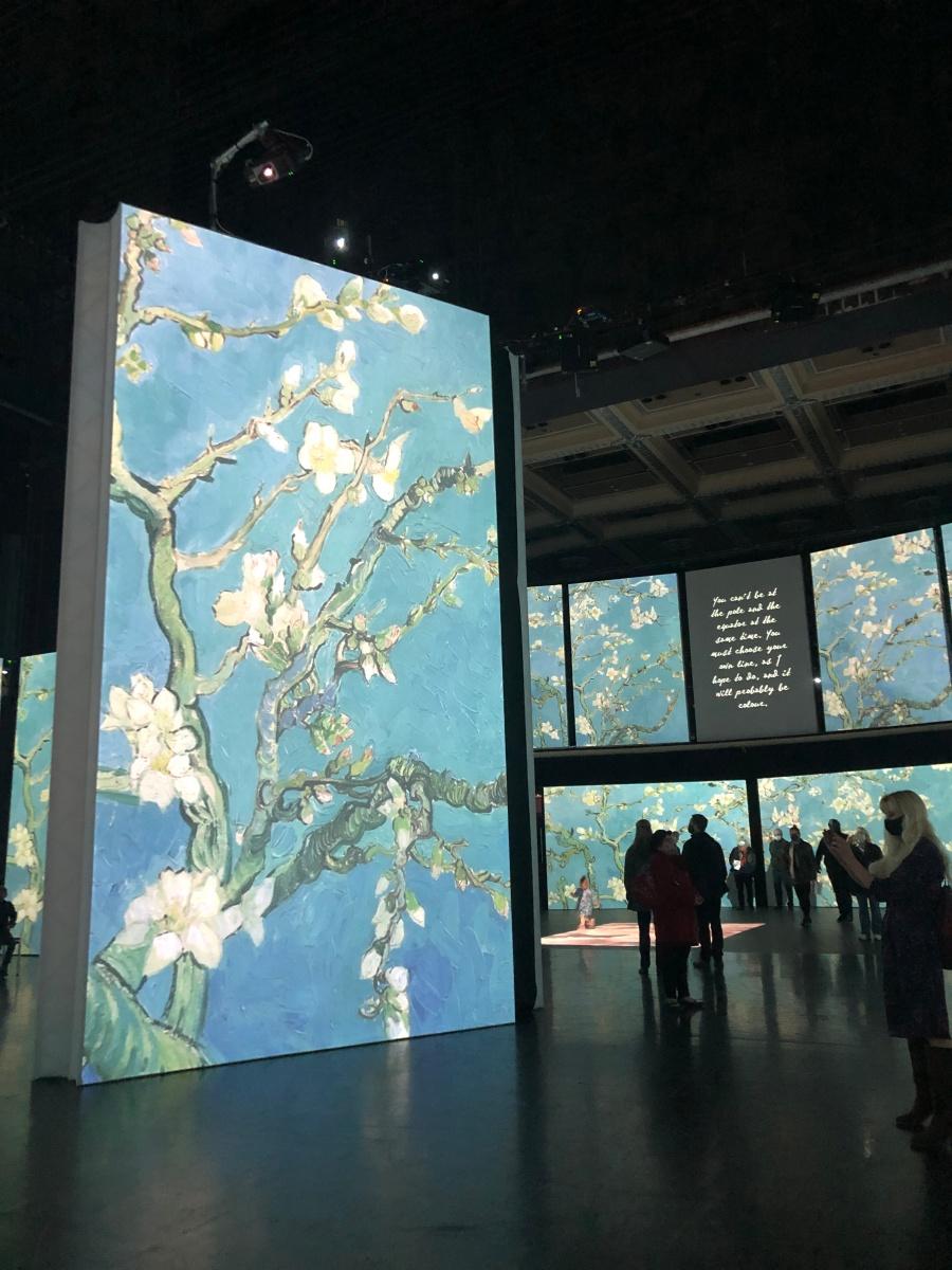 Van Gogh Alive at the Birmingham Hippodrome 5