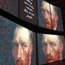 Van Gogh Alive at the Birmingham Hippodrome 7