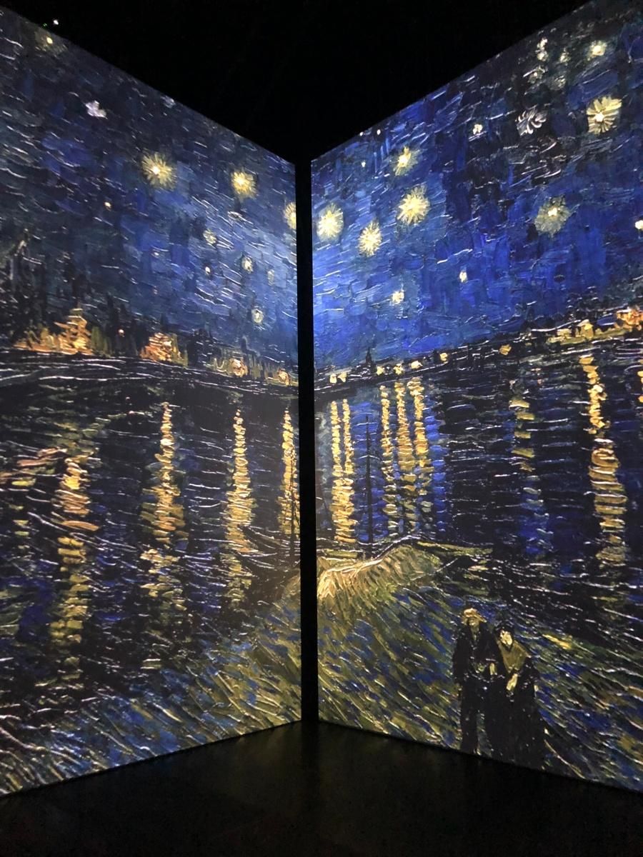 Van Gogh Alive at the Birmingham Hippodrome 9