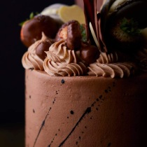 The Bloke's epic birthday cake
